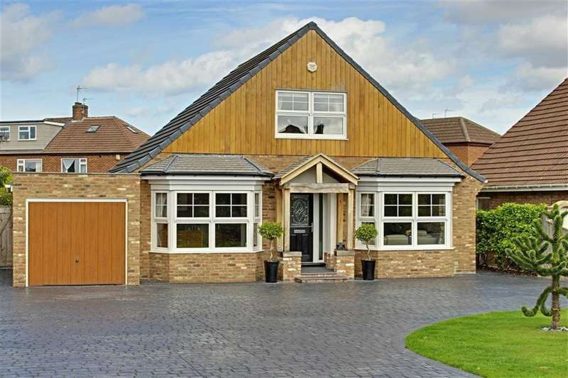 3 Bedrooms Detached House for sale in Dixons Bank, Marton