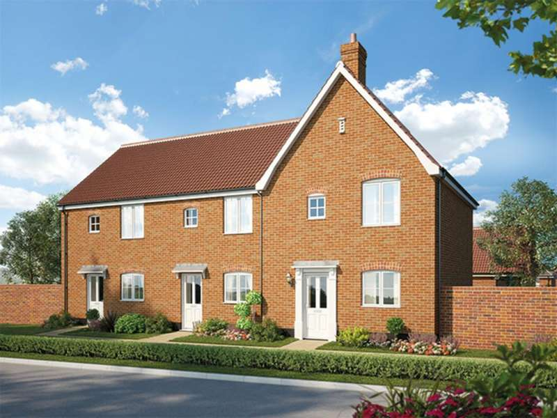1 Bedroom End Of Terrace House for sale in Leiston, Heritage Coast, Suffolk