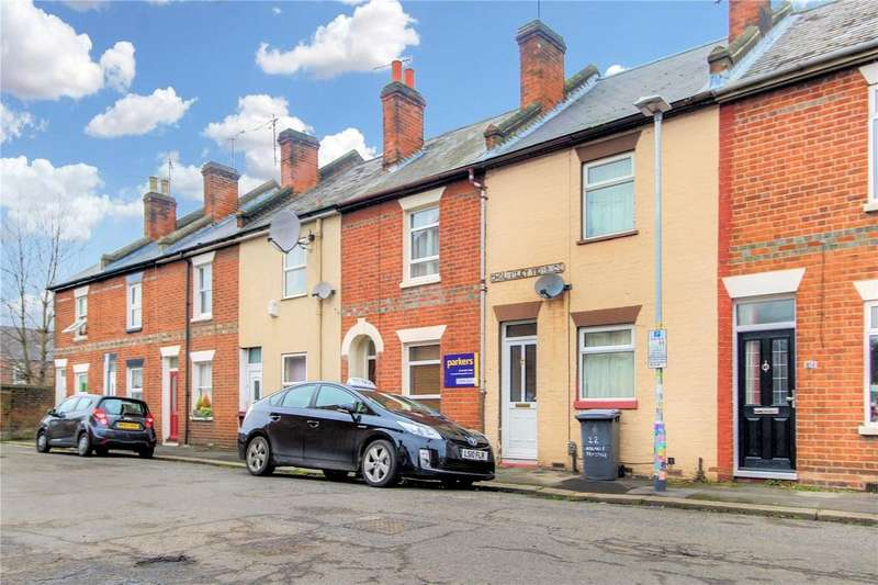 2 Bedrooms Terraced House for sale in Cholmeley Terrace, Reading, Berkshire, RG1