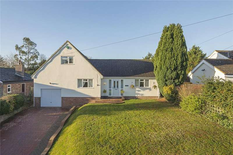 3 Bedrooms Detached House for sale in Pedlars Lane, Therfield, Royston, Hertfordshire, SG8