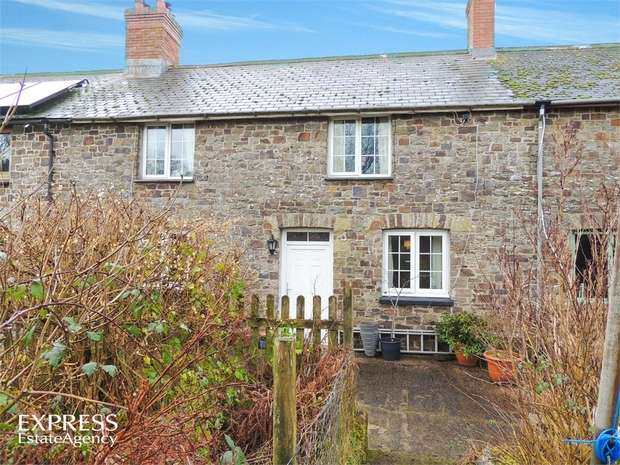 3 Bedrooms Cottage House for sale in Fourways, Eggesford, Chulmleigh, Devon