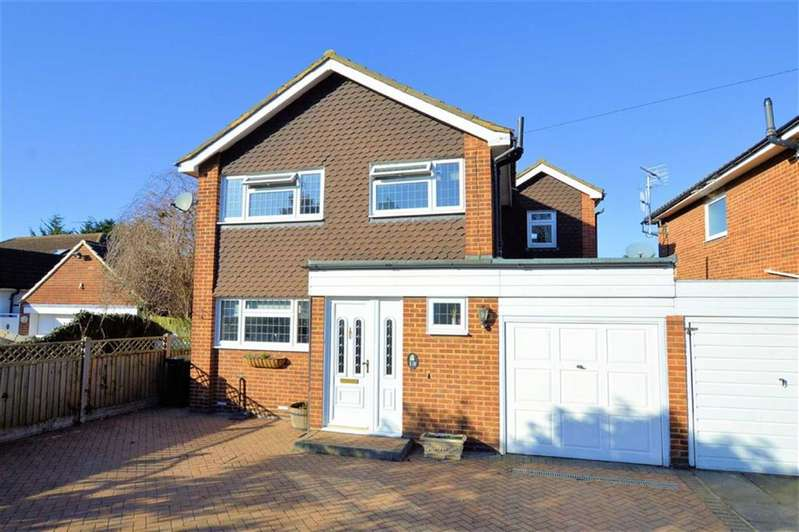 4 Bedrooms Detached House for sale in Pick Hill, Waltham Abbey