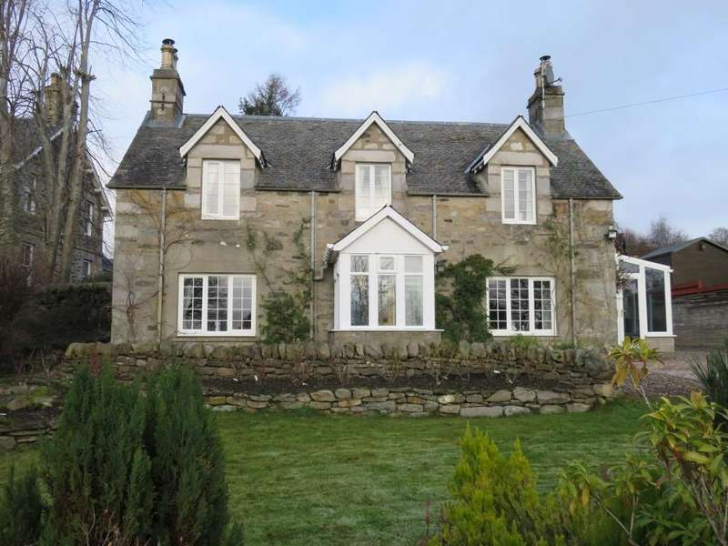 3 Bedrooms Detached Villa House for sale in Kinnaird, Pitlochry PH16