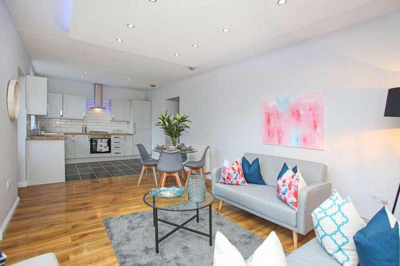 4 Bedrooms Semi Detached House for sale in 27B, Bridge Street, Newbridge, EH28 8SR