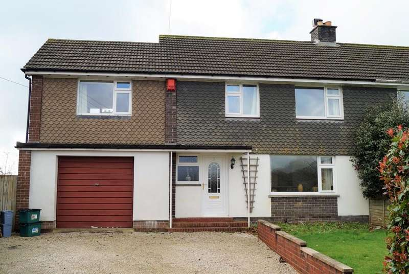 4 Bedrooms Semi Detached House for sale in Super Views