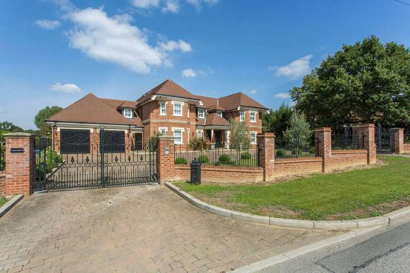 7 Bedrooms Detached House for sale in Glebe Road, Ramsden Bellhouse, Billericay, Essex, CM11