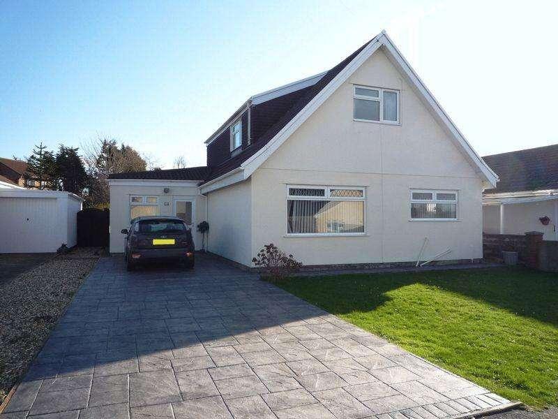 4 Bedrooms Detached Bungalow for sale in Adenfield Way, Rhoose