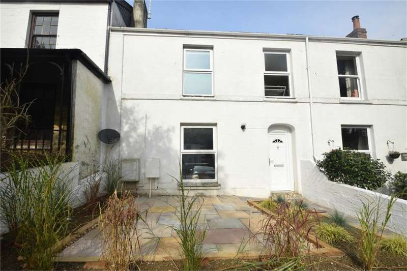 4 Bedrooms Town House for sale in FALMOUTH, Cornwall