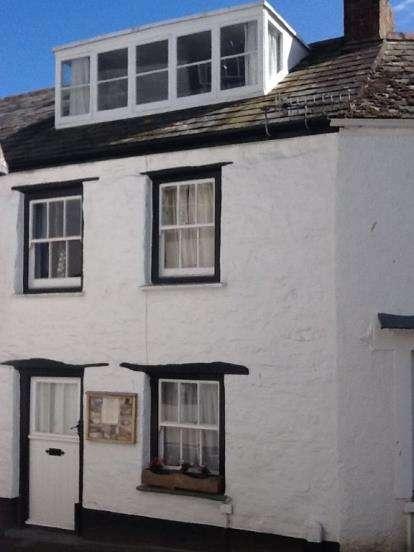 3 Bedrooms Terraced House for sale in Port Isaac, Cornwall, Wadebridge