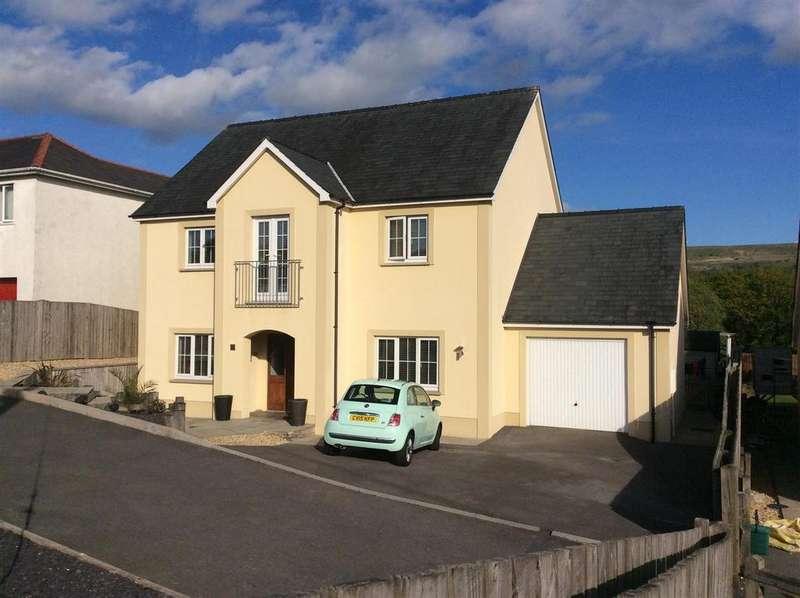 6 Bedrooms Detached House for sale in Wernddu Road, Ammanford