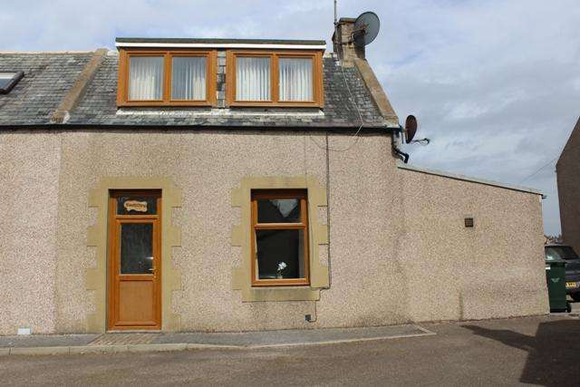 4 Bedrooms Semi Detached House for sale in South View, Cluny Terrace, Buckie AB56 1JL
