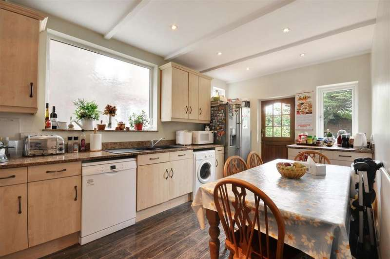 4 Bedrooms House for sale in Boston Vale, Ealing
