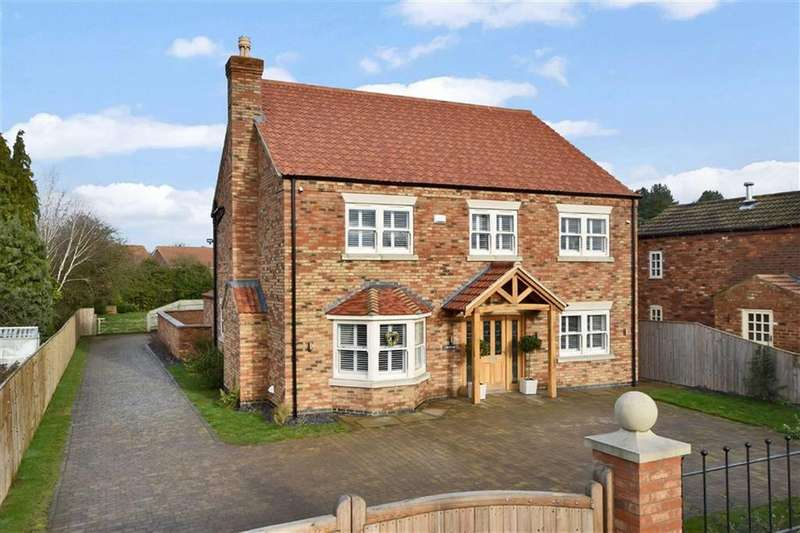 5 Bedrooms Detached House for sale in Willingham Road, Market Rasen, Lincolnshire