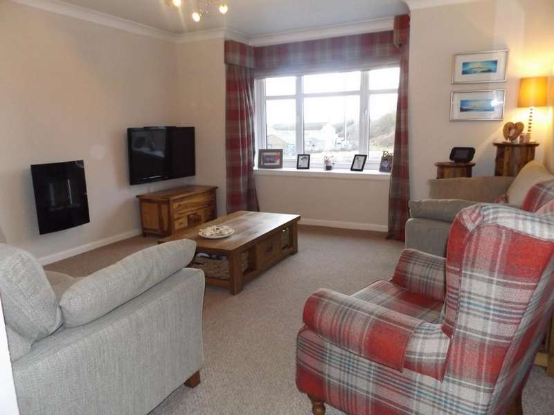 2 Bedrooms Flat for sale in Rigg Wynd, Stewarton, KA3