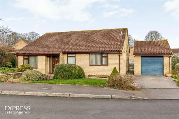 3 Bedrooms Detached Bungalow for sale in Redwing Road, Milborne Port, Sherborne, Somerset