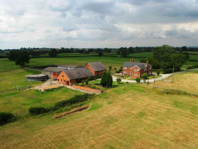 4 Bedrooms Equestrian Facility Character Property for sale in Norbury, Whitchurch