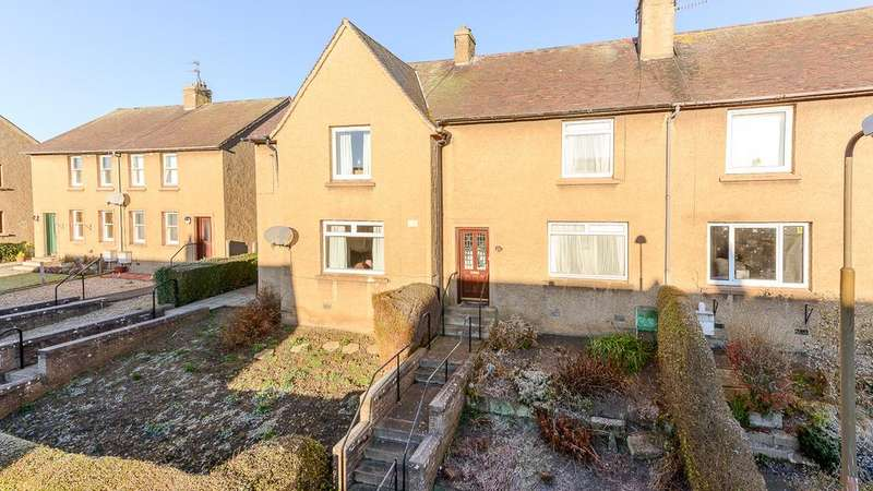 2 Bedrooms Terraced House for sale in Dunpender Drive, Haddington, East Lothian EH41 3BN
