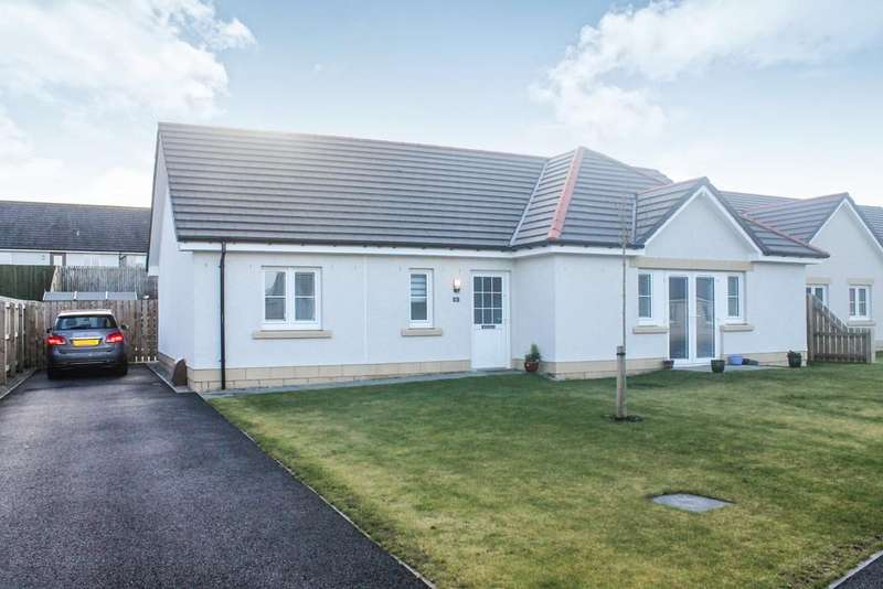 3 Bedrooms Detached Bungalow for sale in Broomhill Drive, Muir Of Ord