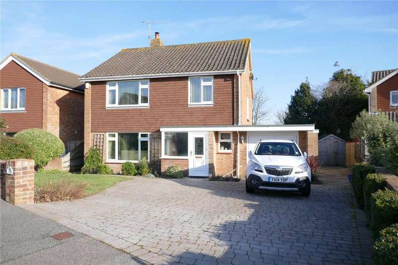 4 Bedrooms Detached House for sale in Paradise Close, Summerdown, Eastbourne, BN20