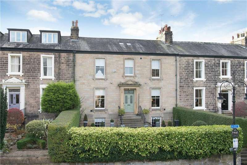 6 Bedrooms Terraced House for sale in Swan Road, Harrogate, North Yorkshire, HG1
