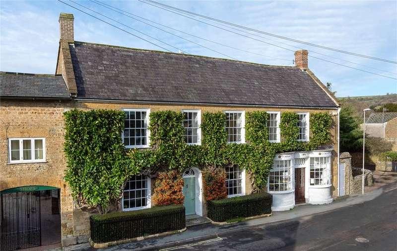 4 Bedrooms House for sale in Fleet Street, Beaminster, Dorset, DT8