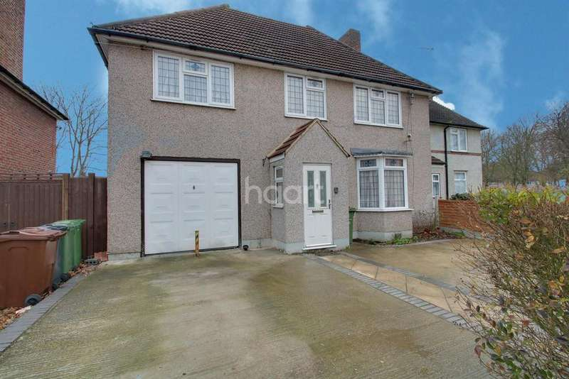 5 Bedrooms Semi Detached House for sale in Hitherfield Road, Dagenham