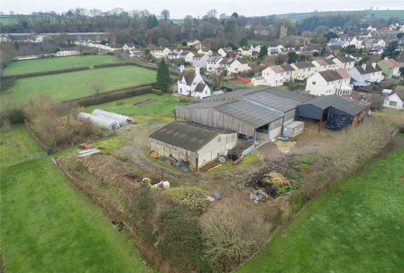 Barn Conversion Character Property for sale in New House Farm, Combe Wood Lane, Combe St Nicholas, Chard, TA20