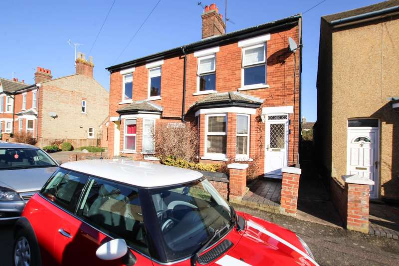3 Bedrooms Semi Detached House for sale in George Street, Leighton Buzzard