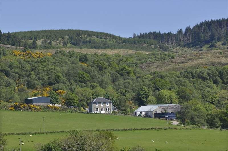Farm Commercial for sale in Lot 1 Auchgoyle Farm, Millhouse, Tighnabruaich, Argyll and Bute, PA21