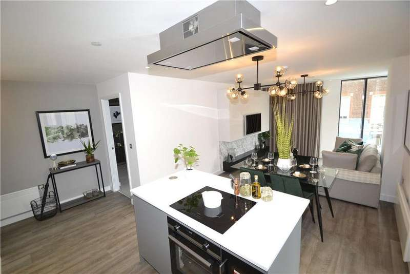 3 Bedrooms Flat for sale in Sheepcote Street, Birmingham City Centre, Birmingham, West Midlands, B15
