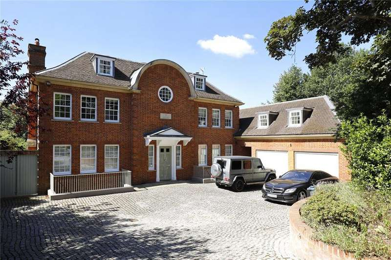 7 Bedrooms Detached House for sale in George Road, Coombe, Surrey, KT2