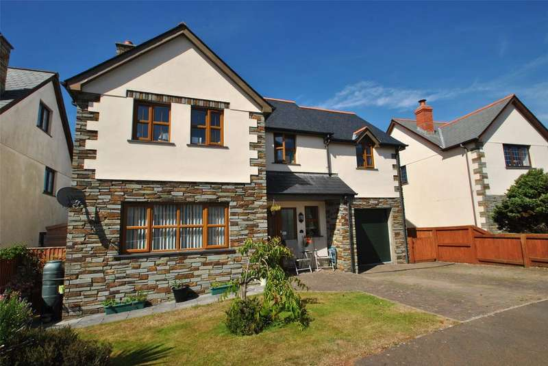 4 Bedrooms Detached House for sale in Goaman Park, Hartland