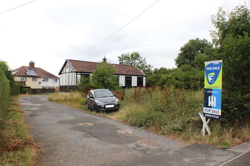Plot Commercial for sale in Colliery Road, Chirk, Wrexham, LL14