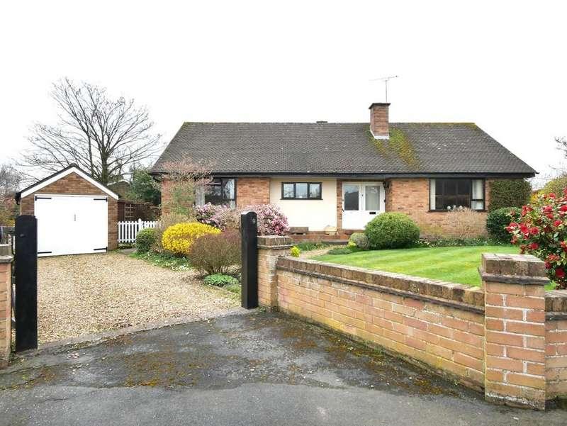 3 Bedrooms Detached Bungalow for sale in 9 Pentre Close, Ashton Hayes, CH3 8BR