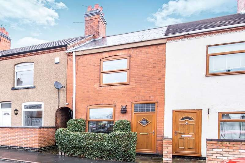 2 Bedrooms Property for sale in Queens Road, Hinckley, LE10