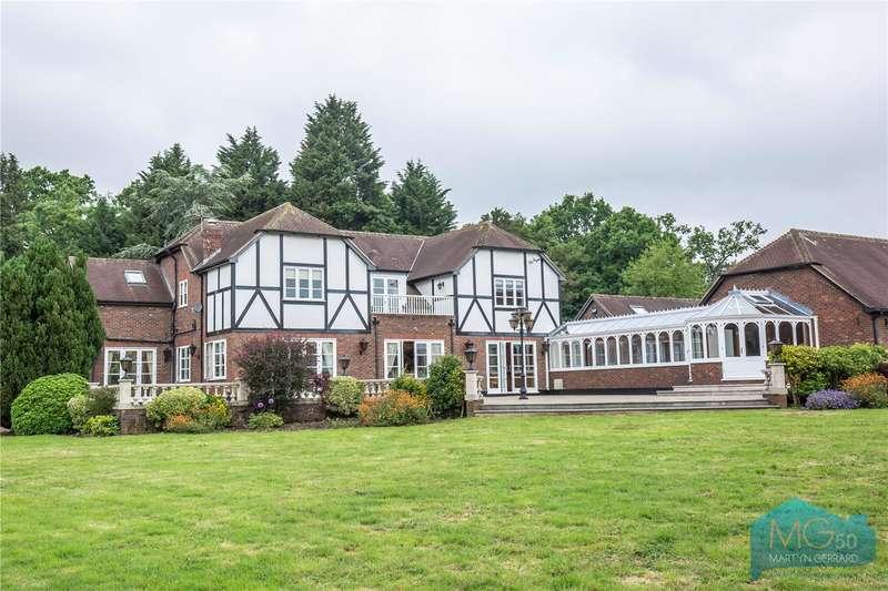 5 Bedrooms House for sale in Galley Lane, Arkley, Hertfordshire, EN5