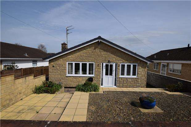 2 Bedrooms Detached Bungalow for sale in Kelston Road, Keynsham, BRISTOL, BS31 2JL
