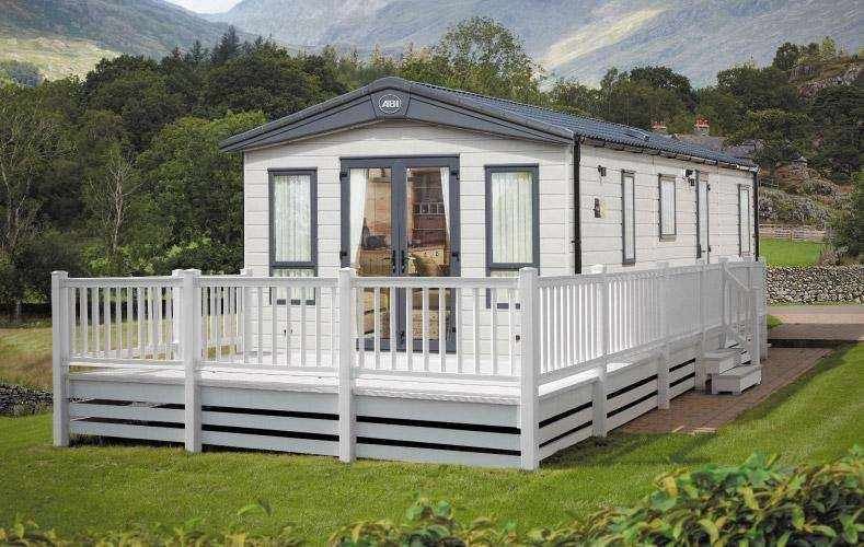 2 Bedrooms Mobile Home for sale in ABI Ambleside Premier 2019, Plas Coch Holiday Home Park, Anglesey, LL61 6EJ