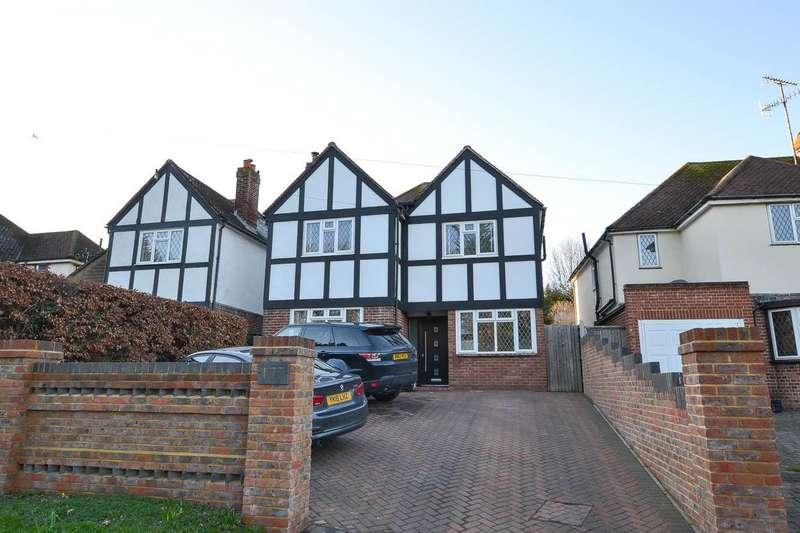 4 Bedrooms Detached House for sale in Willingdon Road, Eastbourne