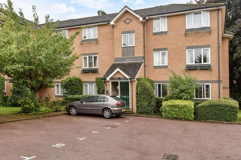 2 Bedrooms Flat for sale in Hedingham Mews, Maidenhead, SL6