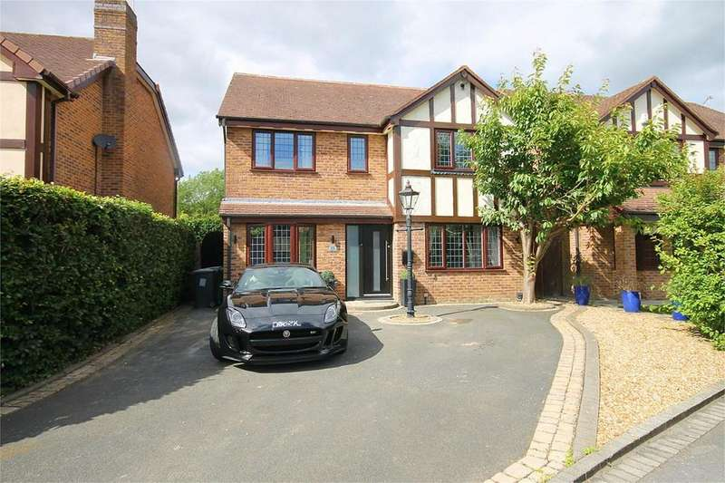 5 Bedrooms Detached House for sale in Shipton Close, Great Sankey, Warrington, WA5