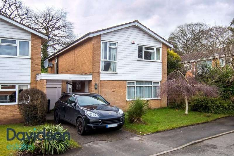 4 Bedrooms Link Detached House for sale in Anstruther Road, Edgbaston, B15 3NN