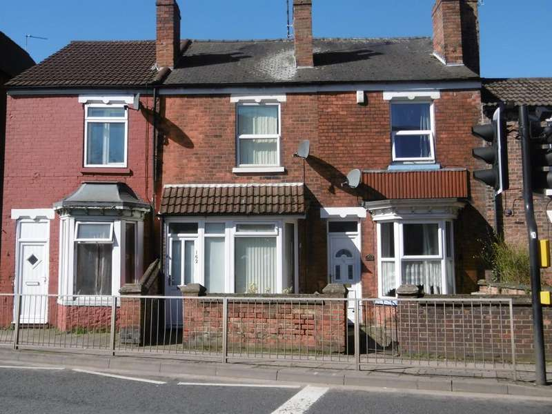 3 Bedrooms Terraced House for sale in Trinity Street, Gainsborough, DN21 1JW