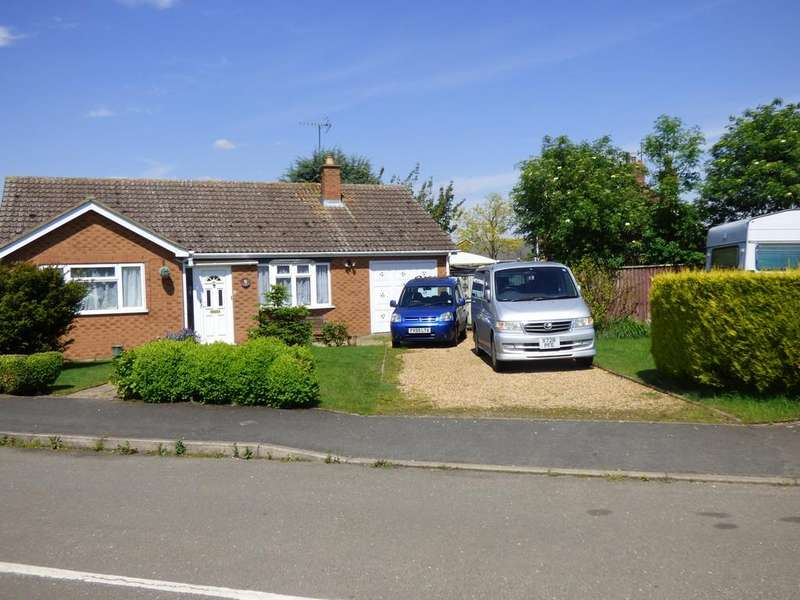 3 Bedrooms Detached Bungalow for sale in Mawford Close, Moulton Seas End