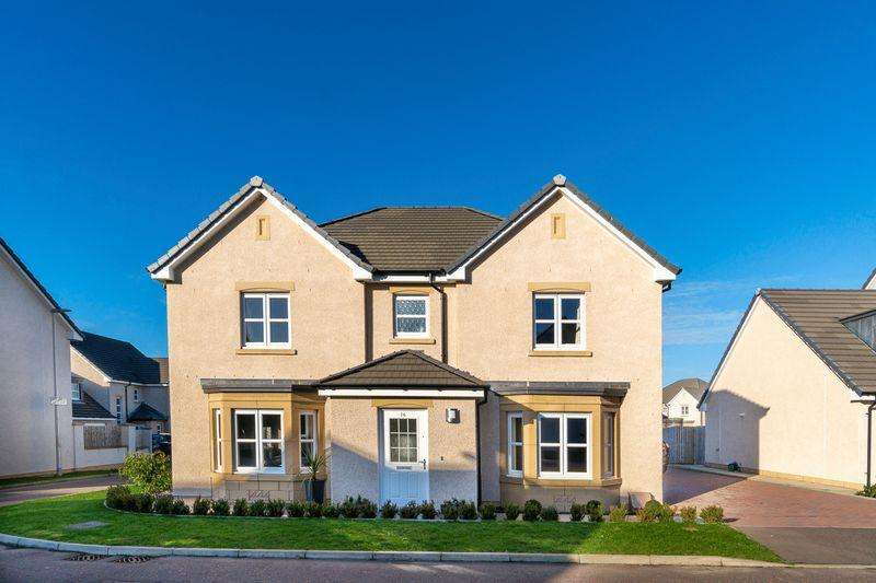 5 Bedrooms Detached Villa House for sale in 16 Glendrissaig Drive, Alloway, Ayr KA7 4TL