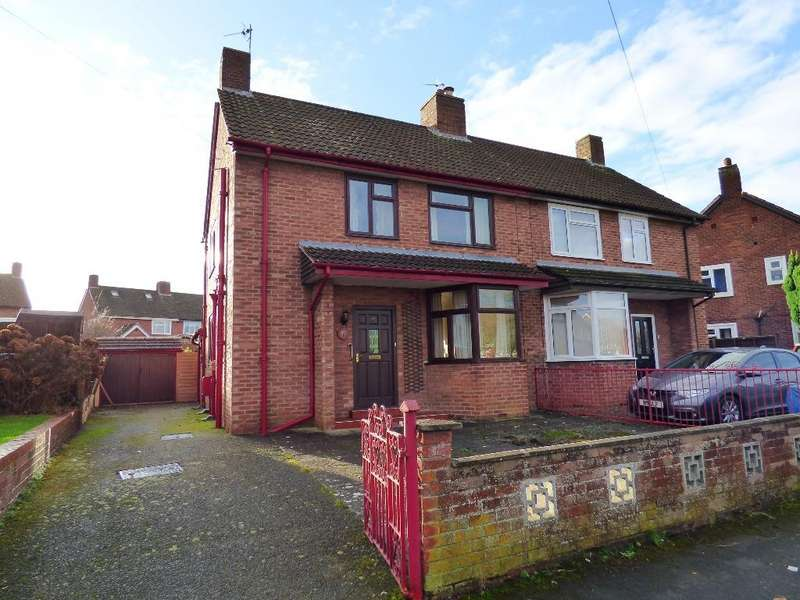 3 Bedrooms Semi Detached House for sale in Hunderton, Hereford