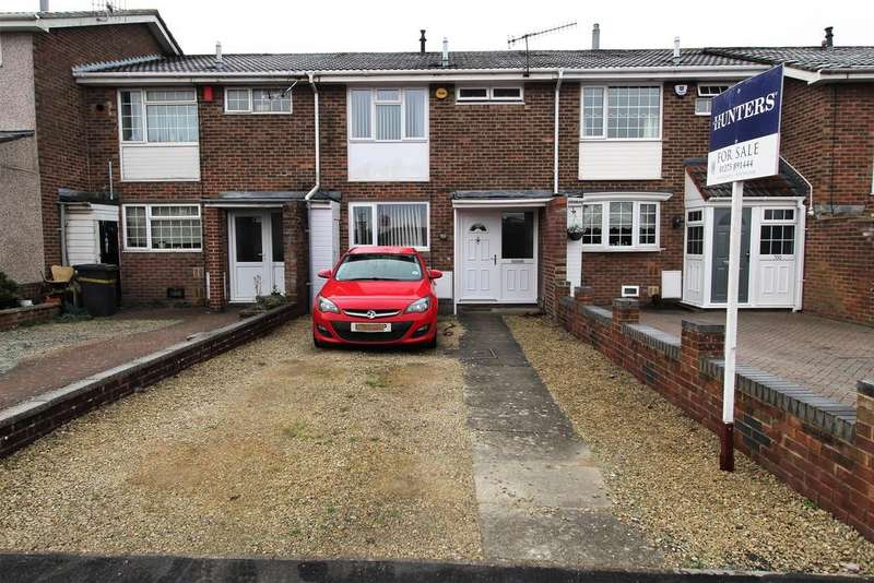 3 Bedrooms Terraced House for sale in Whitchurch Lane , Whitchurch , Bristol, BS14 0EJ