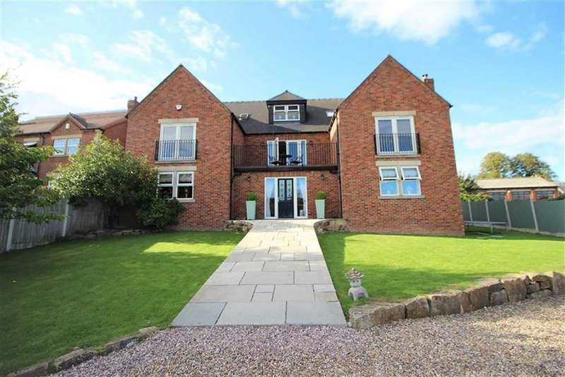 6 Bedrooms Detached House for sale in Bradley Drive, Belper, Derbyshire