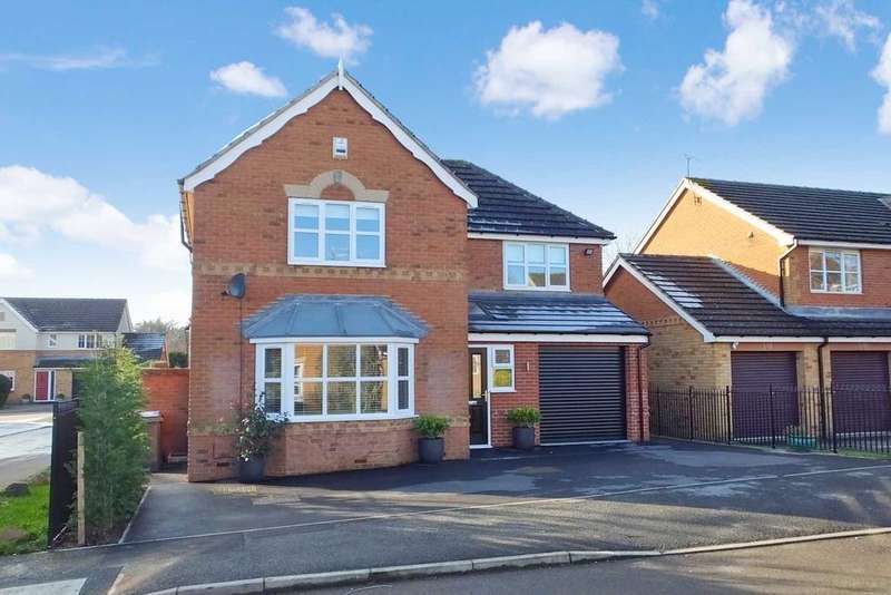 4 Bedrooms Detached House for sale in Matthews Fold, Norton, Sheffield, S8 8JT