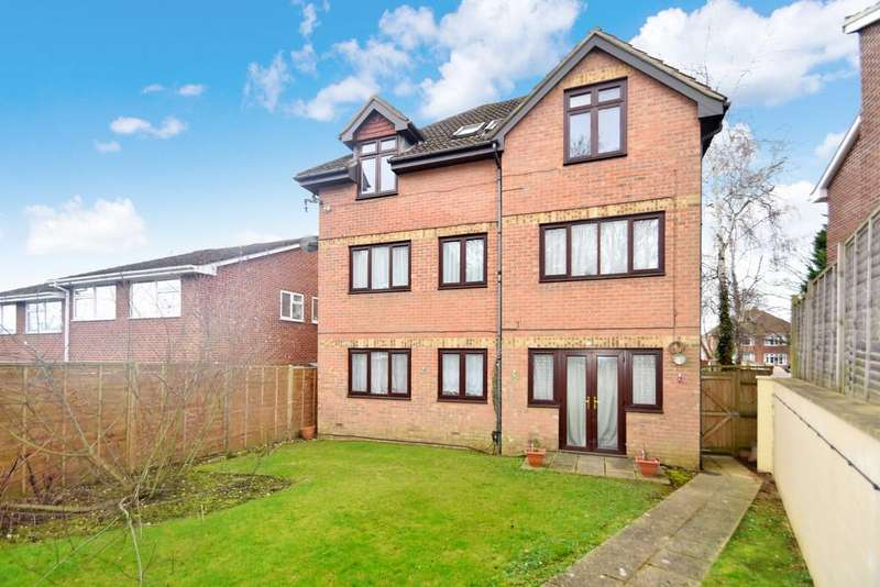 2 Bedrooms Apartment Flat for sale in Bitterne, Southampton